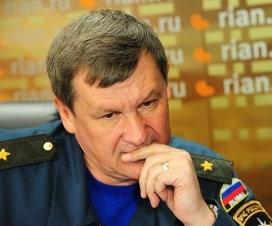 Главный государственный инспектор Борис Борзов