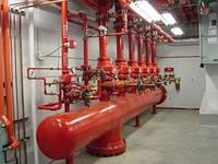 Очные  занятия противопожарный водопровод