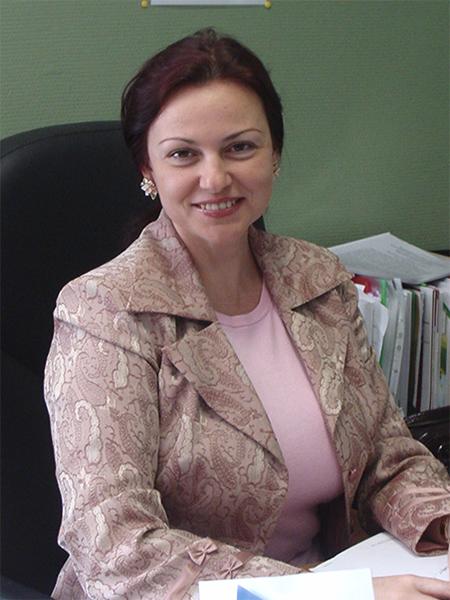 Гравит Марина Викторовна